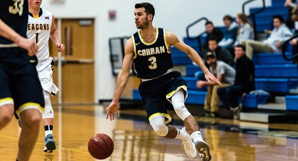 Corban Men's Basketball Shocks #1 Seed NCU in CCC ...